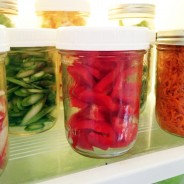 Turn Your Fridge into a Salad Bar